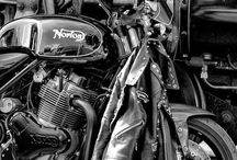 motorcycles  old