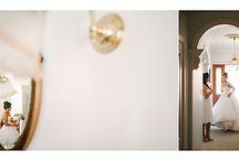 Wedding Album Book / Designed by Eye To Eye Photography