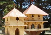 Bird's the Word / To find more about this Australian business take a look at: Website - www.birdhouses.com.au Facebook - https://www.facebook.com/pages/Birds-the-Word-Birdhouses/115130031842013 Instagram - https://instagram.com/birdhousesaustralia/