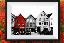 Travel Photos and Wall Art from My Etsy Shop