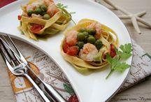 Primi piatti / I primi piatti che trovate sul mio blog Oggi cucina nonna Virginia ;)