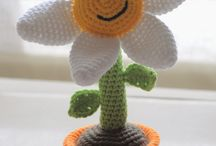 objetos crochet