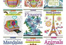 Fun stuff - Coloring pages for Adults