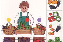 obchod ovocie zelenina