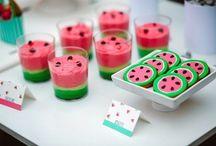 festa de melancia