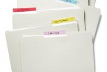 Organizing / by Marisa Feller