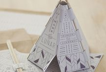 Tipi Wedding | Stationery