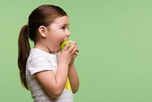 Eating Apples !!  / Pics of people eating the fruit  / by Erin O'Connor