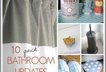 Bathroom Decorating Ideas / by Nicole McDaniel