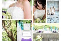 2014 Wedding Colour Boards / Props Floral 2014 Wedding Colour boards.
