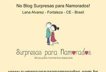 Oficina Sergio Duarte Blog Surpresas para Namorados