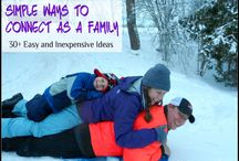 Family Fun / by Parent Engagement-Tennessee