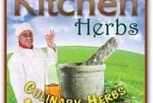 Herbs, Herbs, Herbs / by Sandee Carranza
