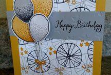 Stamping Up Balloon Celebration