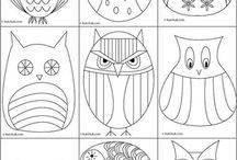 Vzory-nákresy