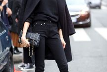 How To Wear: Black Jeans