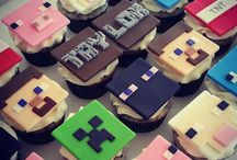 Minecraft Themed Birthday