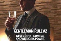 Gentleman-Zitate