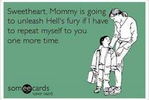 Truths of Parenthood / You know you do these too or they've happened to you! Lol / by Amy Daft