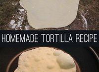 baking - breads tortillas etc