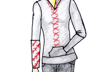 Suzuya Juuzo Inspired Hoodie