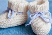 Baby knitted boot patterns