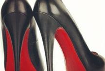 dress, shoes
