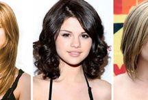yuvarlak yüz saç modelleri