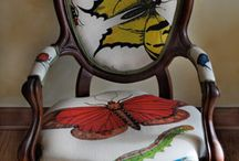 FABRIC HAND PAINTED