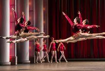 """"""" Rubies"""" par le Royal Ballet"""