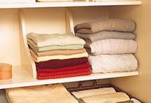 Tidy up! / Home organisation