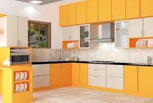 Kitchen Designs / Modular Kitchen Designs for your modern House http://www.scaleinch.com/kitchen-designs