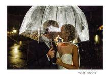 Rainy Wedding Days