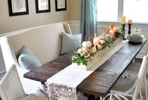 Dining Room Ideas / by Courtney O'Brien
