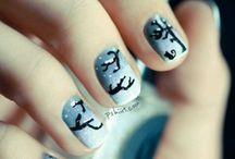 Winter Nail Art / Winter nail art ideas