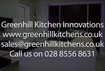 Greenhill Kitchens video