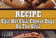 Grilled Hot Dog Recipes