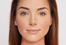 Marcações para pele