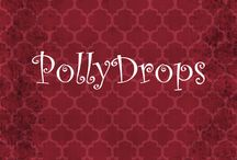 PollyDrops.com / Polyester Wrinke-Free Photography Backdrops from PollyDrops.  Designed by photographers for photographers.  Easy storage, no wrinkles, vibrant colors.