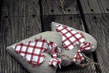 Сердечки Hearts, pillows
