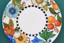 saucer (dish)design