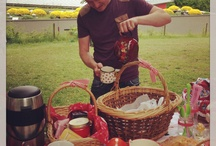 The Great English Picnic / All that we love about eating outdoors in England