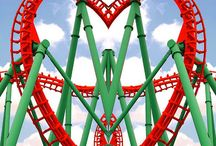 Roller Coasters / by Camila Anchieta