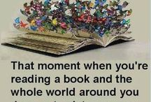 Book love / Quotes about reading / by Kelly Maggard