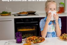 Feeding Advice / Science based advice on feeding kids from the experts