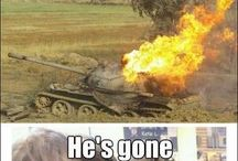 Tanks and army stuff