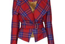 Plaid jacket inspiration