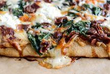 Pizzas / by Victoria Tucker