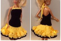 Barbie - Modelito