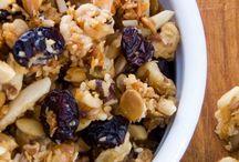 Healthier breakfast/brunch type foods